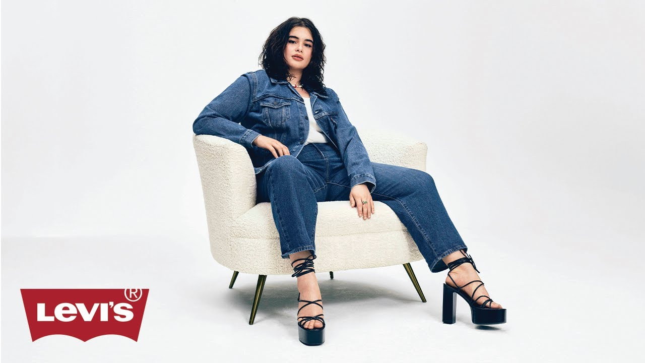 Barbie Ferreira x Levi's® 501® Originals