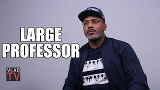 Large Professor on Main Source Breaking Up, Dissing Them on ATCQ Song (Part 5)