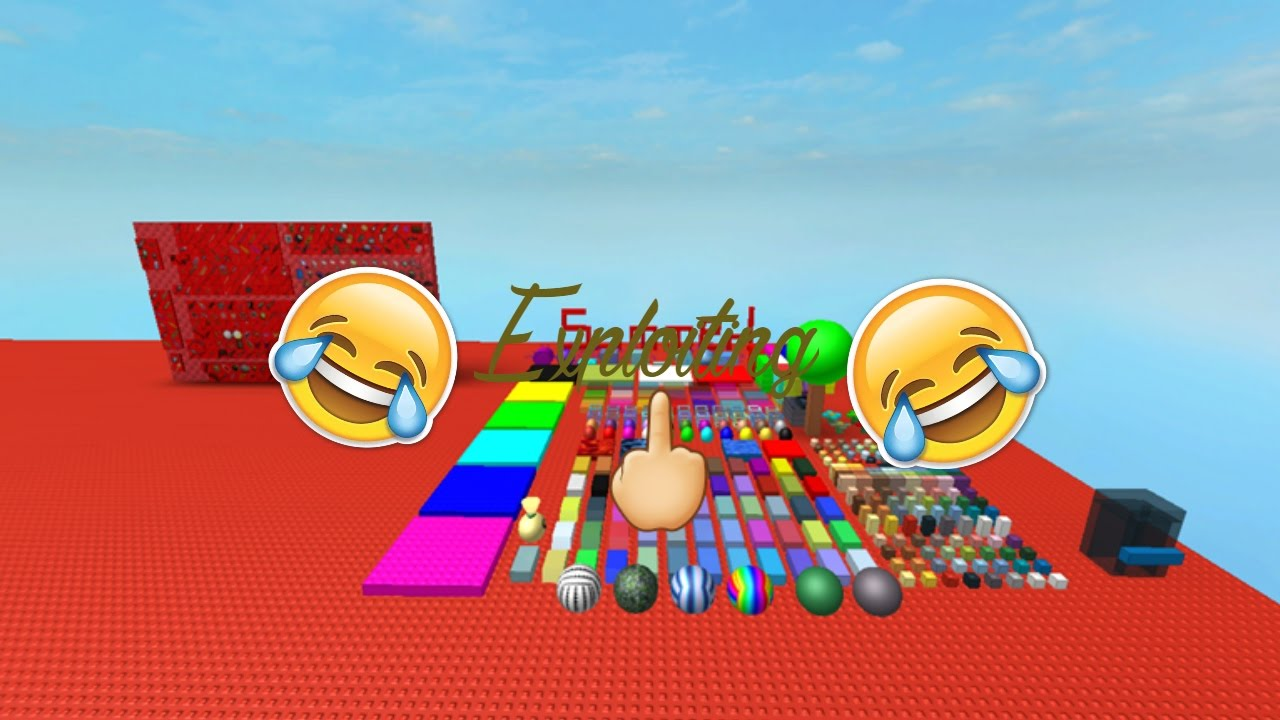 Roblox Exploiting On Lets Party 3 - party roblox song id
