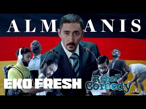 Eko Fresh - Almanis feat. RebellComedy (official 4K Video)