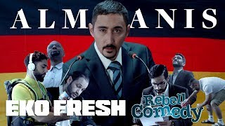 Eko Fresh - Almanis feat. RebellComedy (official 4K Video)