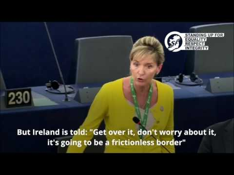 """Stick your border where the sun doesn't shine"" – Martina Anderson MEP to British Prime Minister"