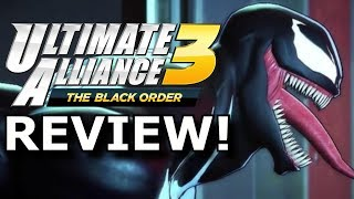 Marvel Ultimate Alliance 3 Review! Nearly Perfect Switch Game?
