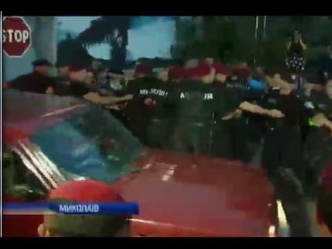 20 сентября 2014, 80 военных из Николаева обвиняют в дезертирстве