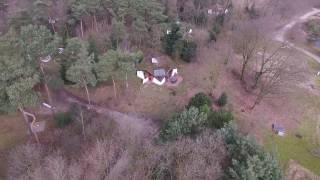 Herperduin Bosvilla De Luxe - Drone en VR - Recreatiewoning Noord-Brabant - Vakantie Makelaar