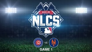 10/17/15: Harvey, homers lead Mets to 1-0 NLCS lead
