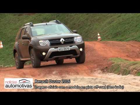 Renault Duster 2016 - Off-road - NoticiasAutomotivas.com.br