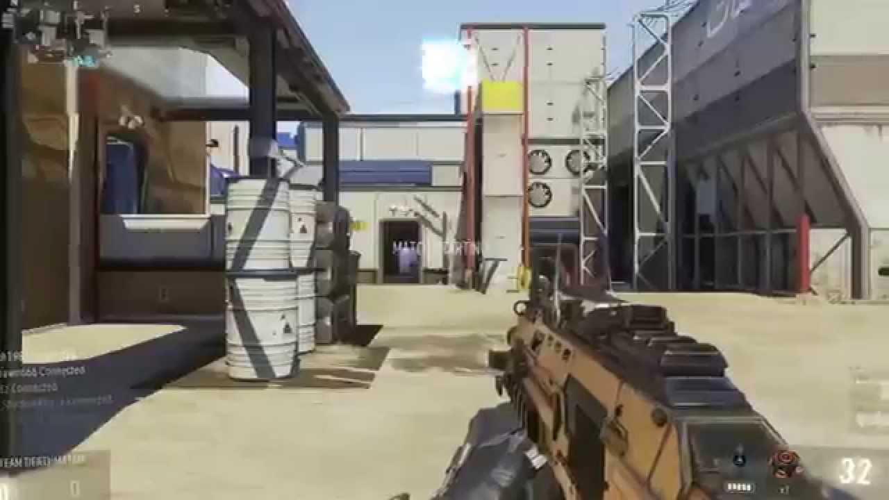 Call of duty advanced warfare multiplayer gameplay