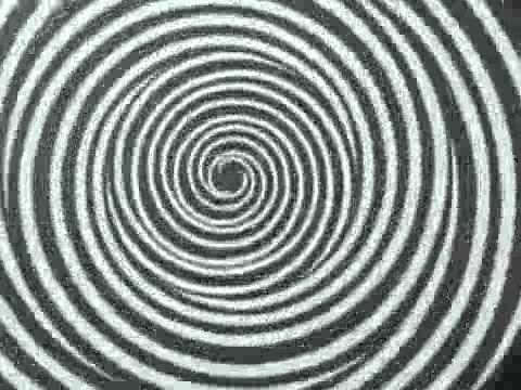 Spiral Metal Illusion - Steel