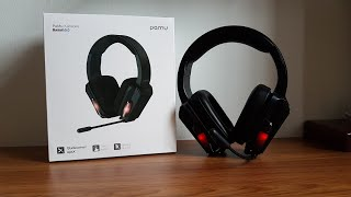 PaMu Karaoke Headphones - The Best Karaoke Headset! [Review & Unboxing]