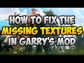 Garry's Mod - How To Get The CSS textures For FREE on Mac