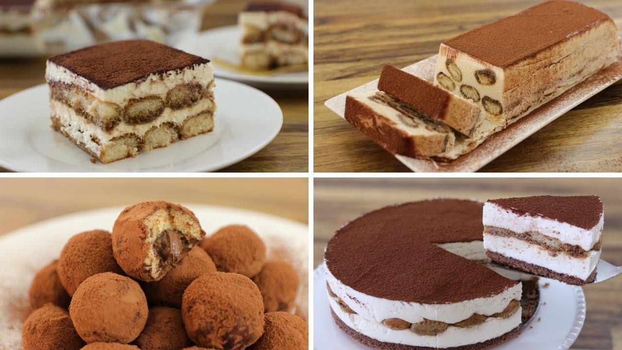 How to Make Tiramisu – 11 Ways