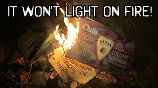 BURNING A HAUNTED OUIJA BOARD! (SCARY) 3AM CHALLENGE | OmarGoshTV