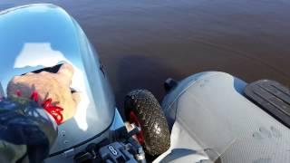 видео Лодочный мотор Хонда 10