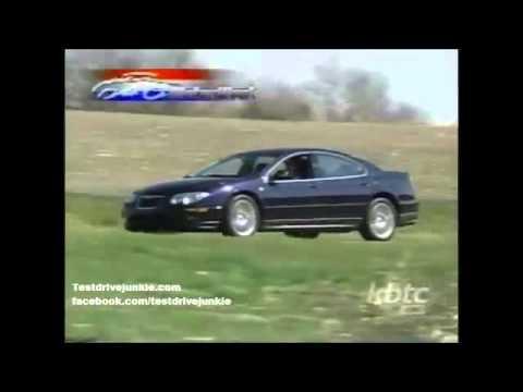 2002 Chrysler 300 M Special