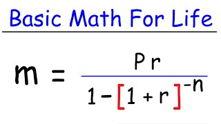 Basic Math For Everyday Life