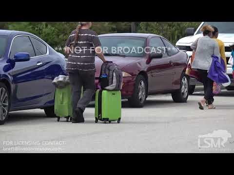 9-9-2017 Fort Myers, Florida - Mass Evacuation