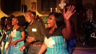 Efatha choir Live on stage in Germany (OFFICIAL VIDEO)