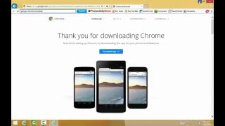How To Download Google Chrome In Windows 7/8/81/10!