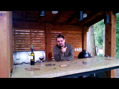 My Outdoor Kitchen Vancouver Canada Youtube