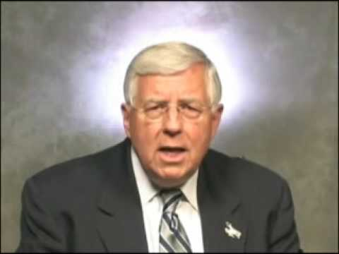 Sen. Mike Enzi (R-WY) Delivers Weekly Republican Address On Health Care 8-29-09