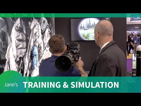 DSEI 2019: Saab offers training and simulation solutions