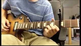 Love Your Love The Most - Guitar Tutorial - Eric Church