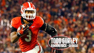 2015 NFL Draft Profile: Georgia RB Todd Gurley