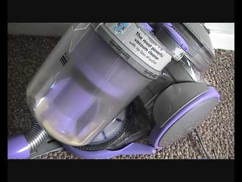 Dyson Zorb Dry Cleaning Powder Youtube
