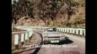 Launch of the Ford Capri Mark I - 1969 - HD version