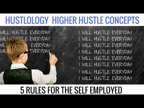 5 Financial Rules For The Self Employed - HUSTLOLOGY
