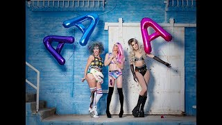 AAA - The AAA Girls feat. Alaska Thunderfuck, Willam and Courtney Act