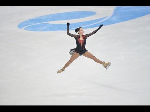 Елизавета Туктамышева. Чемпионат России по фигурному катанию 2016.