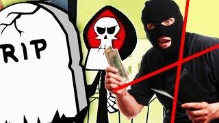 se vingue dos ladroes whack the thief