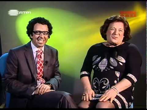 """""""Rui Santos entrevista Helena Sacadura Cabral"""" - HERMAN 2011"""