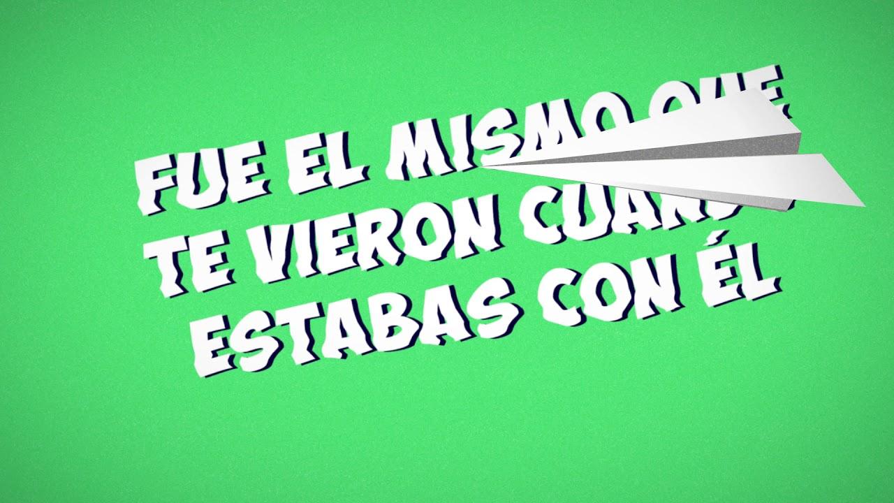 Alan Rosales feat Jouran - Modo Avión (Lyric Video)