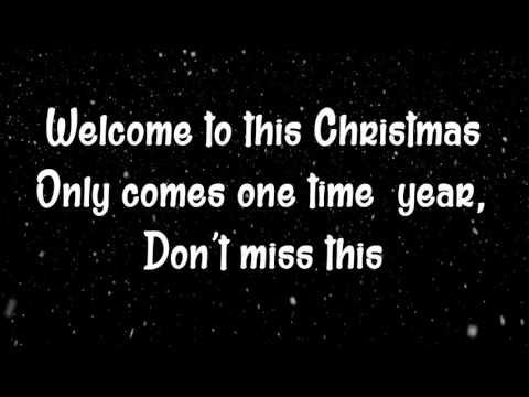 Ariana Grande - Intro (Christmas & Chill) (Lyrics)