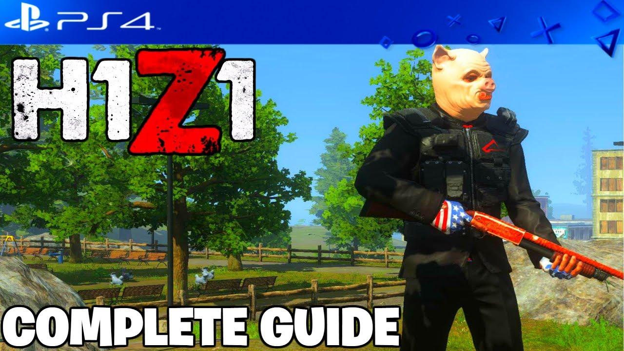 H1z1 Pro Tips