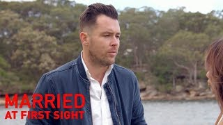 'I feel like you've been trapped in the friend-zone' | MAFS 2019 thumbnail