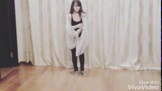 Вика Щербицкая ))Для спец - выпуска шоу Танцы 3 сезон (6+)