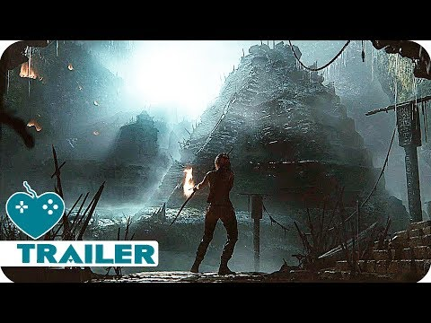 Shadow of the Tomb Raider Trailer 4K Ultra HD (2018) Tomb Raider 3