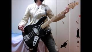 【きらパパ】BAND-MAID REAL EXISTENCE ベース 弾いてみたっぽ~♪ / bass cover【復帰2ヶ月】