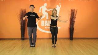 Trick to improve your spins (Salsa Web Series)
