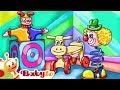 Colors and Toys | Play With Clowns, Horses and More Kids Toys | BabyTV