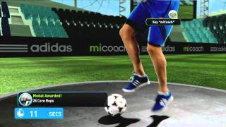 Adidas micoach Xbox 360 Trailer