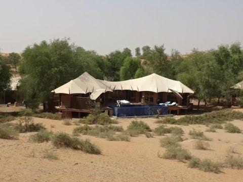 Ritz Carlton Al Wadi Desert Resort, UAE - Tented Pool Villa