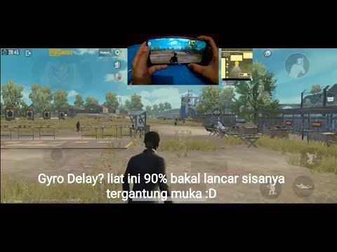 Mengatasi GYROSCOPE DELAY Realme U1/3/2/C1 Oppo Vivo   PUBG Mobile