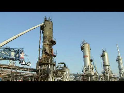 Saudi Aramco reveals attack damage at oil production plants