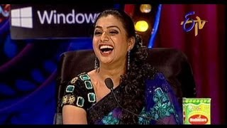 Jabardasth - Roller Raghu Performance on 18th July 2013