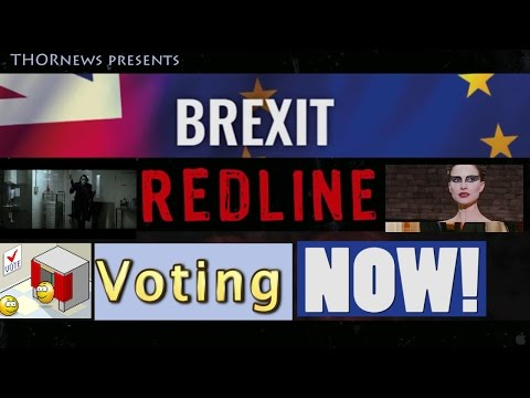 BREXIT! United Kingdom votes today to stay in or leave the EU!